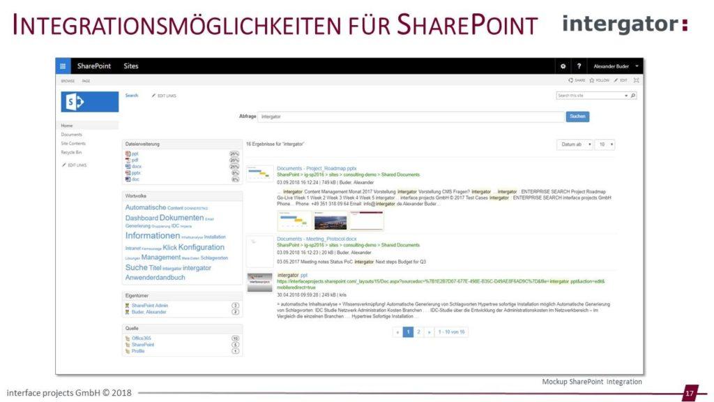 Webinar SharePoint