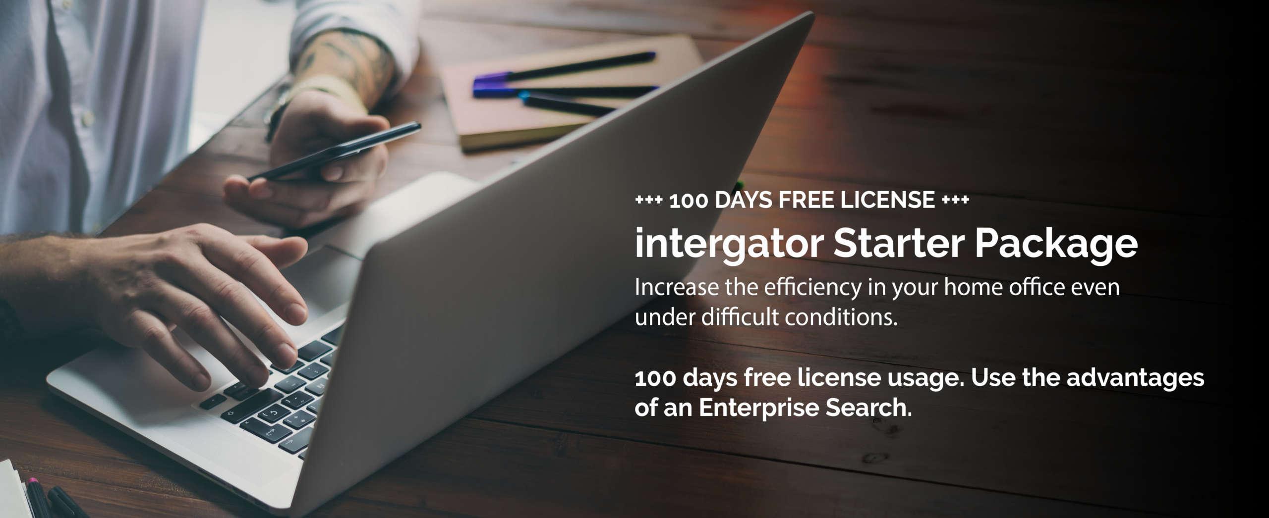 intergator Starter Package