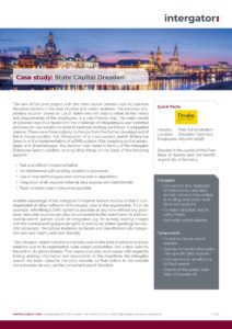 Case Study: State Capital Dresden