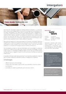 Case Study: Syncwork AG