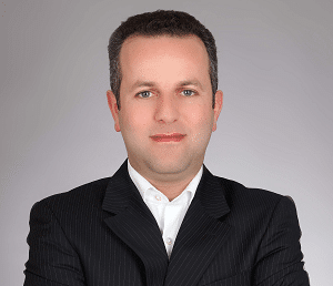 Eduard Daoud, Vertriebsleiter