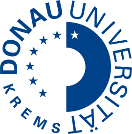 Logo Donau Universitä Krems