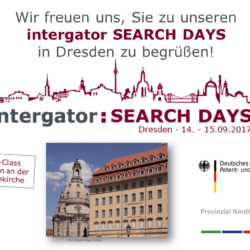 intergator Search Days der interface projects GmbH