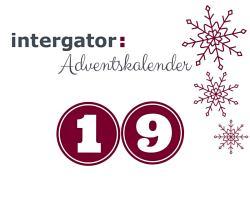 intergator Adventskalender Tür 19