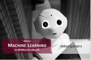 machine learning demo mit intergator