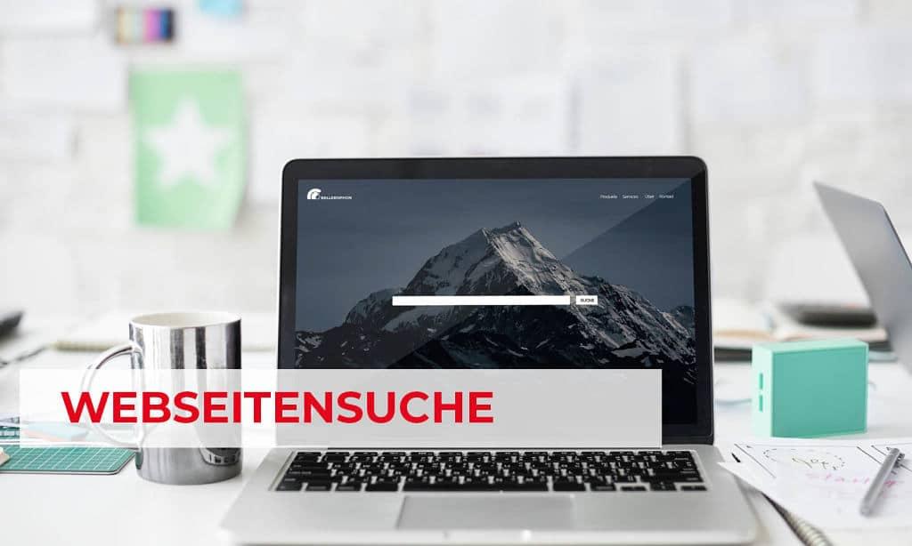 intergator Webseitensuche