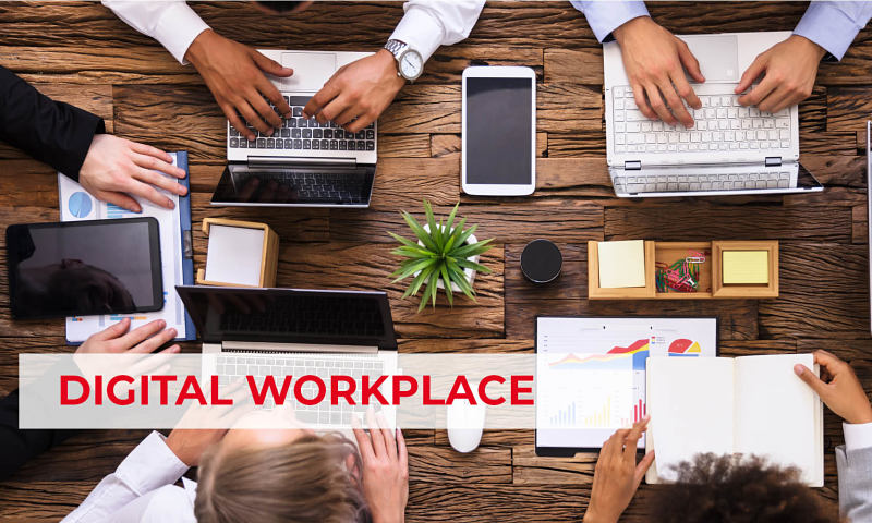 intergator Digital Workplace
