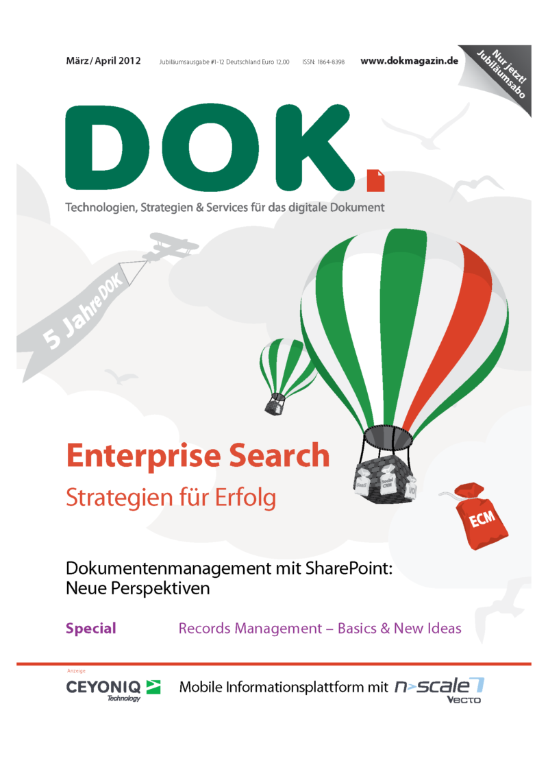 Enterprise Search_Komponente für das unternehmensweite Informationsmanagement