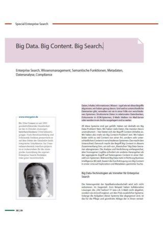 Whitepaper: Big Data. Big Content. Big Search.