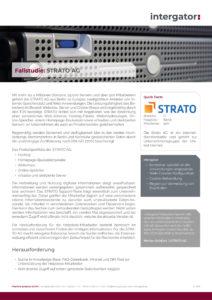 Fallstudie: STRATO AG