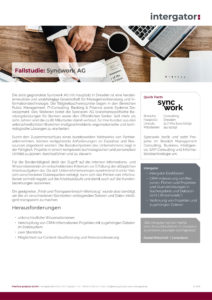 Fallstudie: Syncwork AG